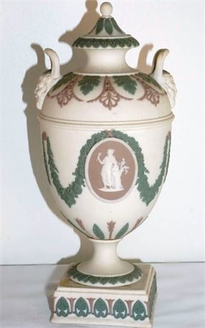 Companies Estate Sales Wedgwood Jasperware Vase