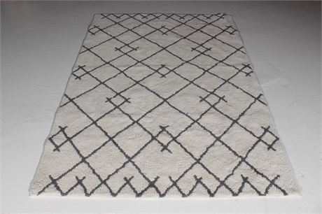 Moroccan Style Rug By Threshold/Target