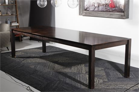 Mission Style Conference/Dining Table