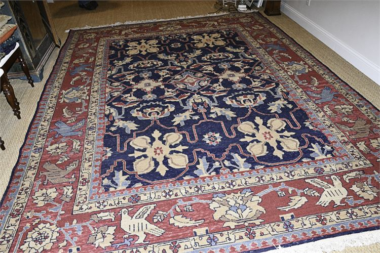 Handwoven Soumak Carpet